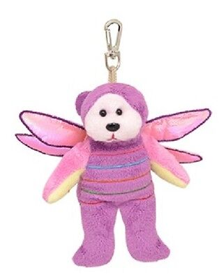 Beanie Kids - Damsel the Flutterbug Bag Tag - BRAND NEW