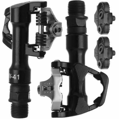 Wellgo Road Bike Pedals Shimano SPD Compatible