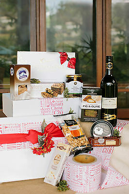 Christmas Cheer Gift hamper Basket- OZ WIDE Delivery - $25 WE ALSO SEND OS