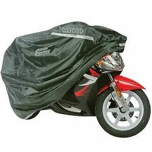 Oxford Stormex Large Motorcycle Outdoor Cover All Weather
