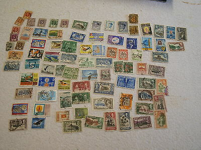 Ceylon - Selection of 85 used - all different
