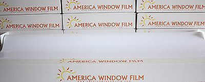 "Window Film Tint White Out 2 Ply 40"" X 10 Ft"