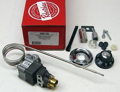 4350-128 Robertshaw Commercial Gas Oven Thermostat for BJWA 46-1211 3200093 2008