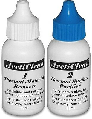 Arctic Silver ArctiClean 60ml Thermal Paste Grease Remover and Surface Cleaner