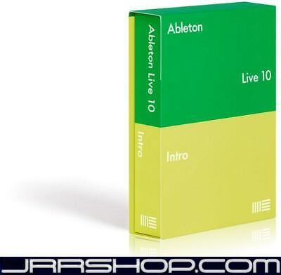 Ableton Live 10 Intro eDelivery JRR Shop