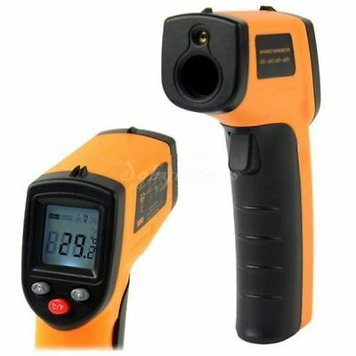 NEW Non-Contact LCD IR Laser Infrared Digital Temperature Thermometer Gun JL