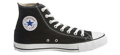 New Youth  Converse Chuck Taylor All Star High Top Athletic Shoes ( Black )