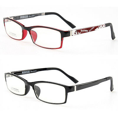 Sports Mens Womens Myopia Glasses Frame Optical Flexible Eyeglasses Rx-able 2016