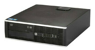 HP Compaq 8200 Elite PC - i5-2500 3.3GHz, 4GB, 500GB, DVD-RW, Win7 Pro COA