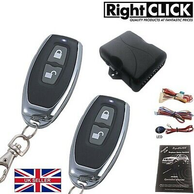 "Universal Upgrade Remote Keyless For Central Lock KE698HC ""QUALITY PRODUCTS"""