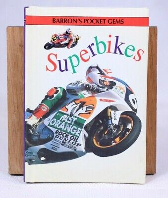 Superbikes by Charlie Webster and Mike Morris (1996, Hardcover)