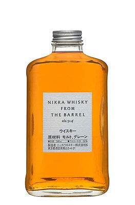 Nikka From The Barrel Japanese Blended Whisky 500ml No Box