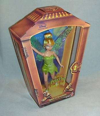 2001 DISNEY Collector Doll TINKER BELL Spirit Of Neverland Peter Pan By Mattel