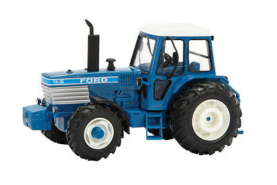 Tomy 43012 Britains Big Farm Ford Tw35 Tractor 3 + Brand New In Box