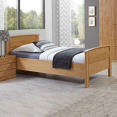 bett seniorenbett 100 x 200 cm pinie weiss tr ffel woody 62 00204 eur 209 00 picclick de. Black Bedroom Furniture Sets. Home Design Ideas
