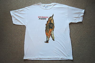 Bad Religion Suffer T Shirt New Official No Control Generator Against The Grain