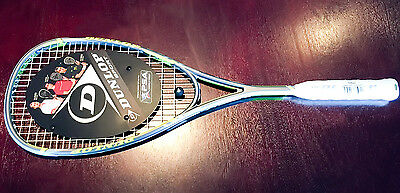 Dunlop Apex Synergy 120 - squash racquet - BRAND NEW 2015/16 model