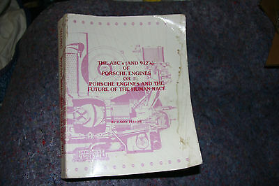 """BOOK Manual """"The ABC'S (and 912's) of Porsche Engines """"revised 3.5 used"""