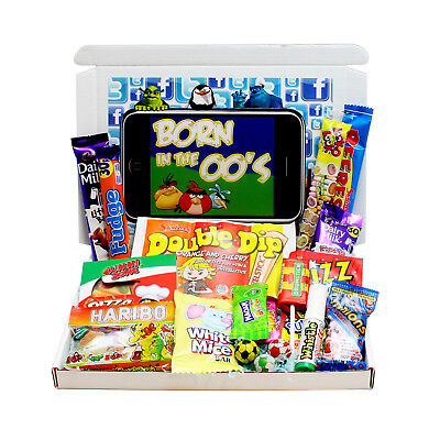 Born In The 00's Kids Sweets Mini Birthday Gift Box