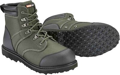 Super-Light Easy Lace Leeda Volare Rubber Sole Wading Fishing Boots - All Sizes