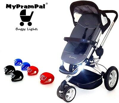 My Pram Pal® Universal Buggy Pram Lights to fit for Cosatto Giggle Pushchair