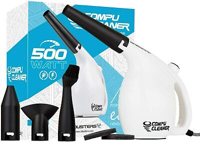 Compu Cleaner Electric Air Duster - Computer and Electronics Duster