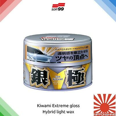 Soft99 Kiwami extreme gloss car wax Light Fast delivery! NO IMPORT DUTY within