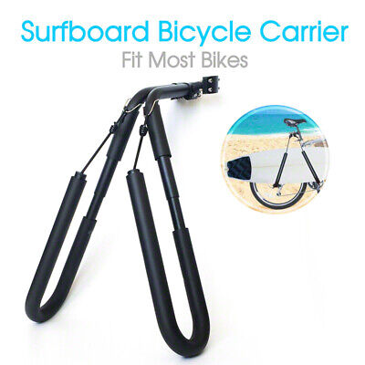Adjustable Surfboard Skimboard Bicycle Bike Rack Carrier