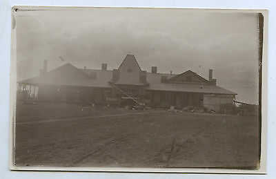 C1915 Rp Npu Postcard Construction Of The Renmark Hospital Sth Australia D3
