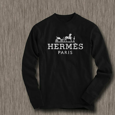 Unisex Hermes Hipster LONG SLEEVE (hoodie available)