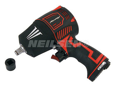 Air Super Duty 1/2 Dr Composite Impact Wrench Twin Hammer