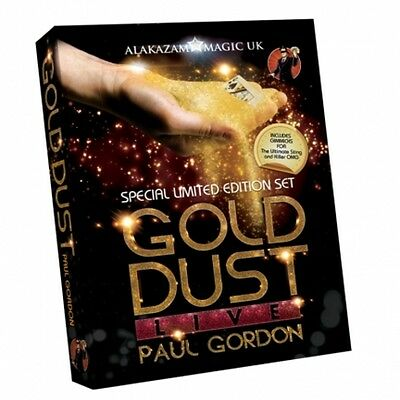 Gold Dust Limited Edition By Paul Gordon
