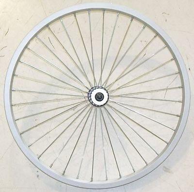 "20/"" FRONT BICYCLE ALUMINUM  RIM BIKE PARTS B174"