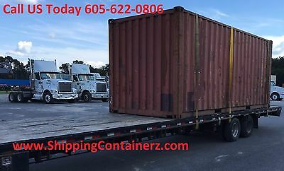 20ft shipping container storage container conex box in Los Angeles, CA