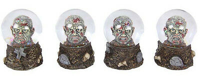 45MM ZOMBIE HEAD WATERBALL (assorted) items have air bubbles