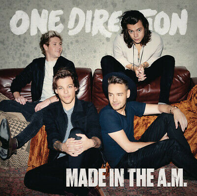 Made In The A.M. - One Direction (2015, CD NUEVO) 888751307926