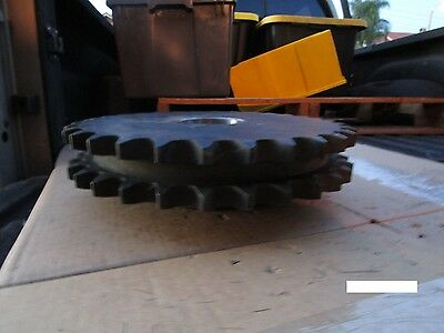 "Finished Bore Sprocket D100B30 H, 3"" Bore( Martin, Tsubaki, Browning), D100BS30"