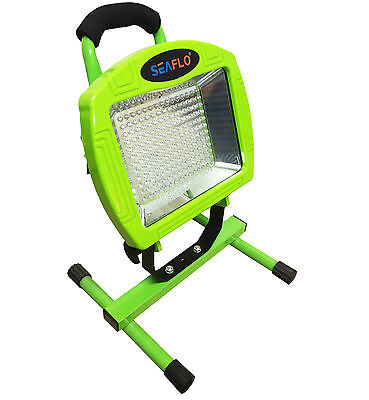 180 LED PORTABLE RECHARGEABLE CORDLESS WORK SPOT FLOOD LIGHT free standing