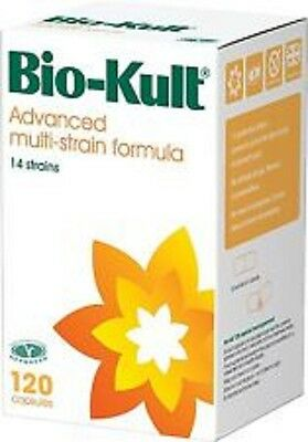 Biokult Bio-Kult Advanced Probiotic Multi-Strain Formula 60 or 120 Capsules
