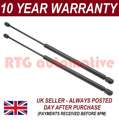 For Ford Focus Cabrio Mk2 Convertible (2006-2010) Rear Tailgate Boot Gas Struts