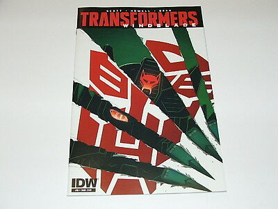 Transformers Windblade 6 SUBSCRIPTION COVER (IDW Comics) Aug 2015