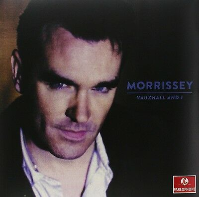 Morrissey - Vauxhall and I (Definitive Master) - New 180g Vinyl LP