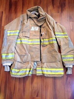 Firefighter Globe Turnout Bunker Coat 45x35 G Extreme Halloween Costume