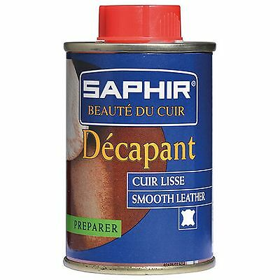 Decapant Cuirs Lisses Avel Saphir 100 Ml