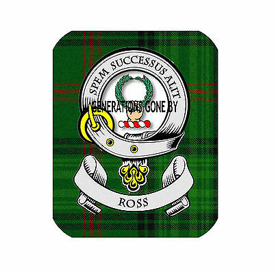 Ross Clan Coaster