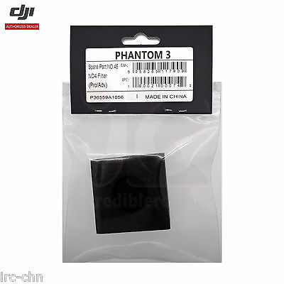 DJI Phantom 3 Professional/Advanced RC Drone Part 46 ND4 Lens Filter Density 0.6