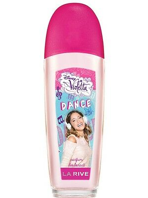 13,32EUR/100ml La Rive DISNEY VIOLETTA DANCE Parfüm EDT Deospray Kinder 75 ml