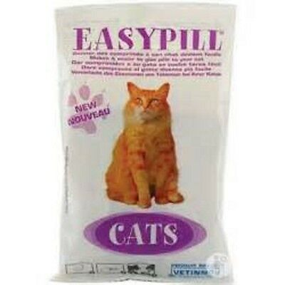 Easypill Cat Putty 10G X 4