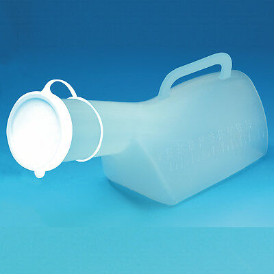 Portable Male Urinal Bottle - For Home Or Travel Use