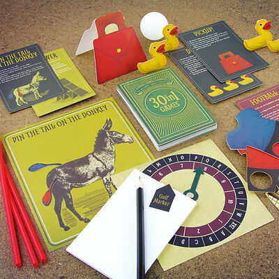 30-in-1 Compendium Fun Filled Boredom Busting Entertainment